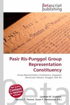 Pasir Ris-Punggol Group Representation Constituency