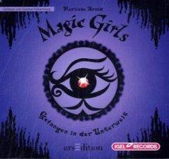 Gefangen in der Unterwelt / Magic Girls Bd.4 (3 Audio-CDs) - Arold, Marliese