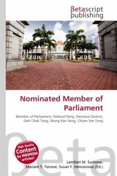 Nominated Member of Parliament