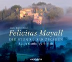Die Stunde der Zikaden / Laura Gottberg Bd.6 (5 Audio-CDs)