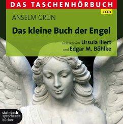 Das kleine Buch der Engel, 2 Audio-CDs - Grün, Anselm