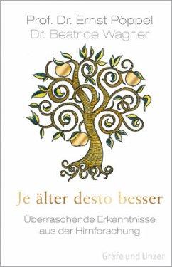 Je älter desto besser - Pöppel, Ernst; Wagner, Beatrice