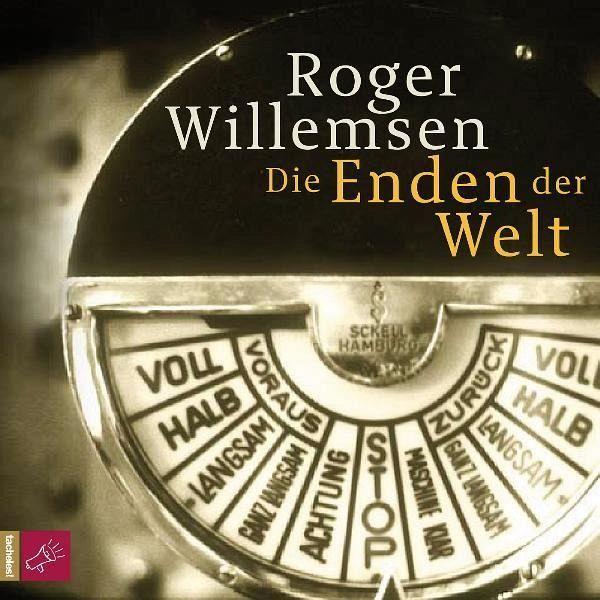 Die Enden der Welt, 6 Audio-CDs - Willemsen, Roger
