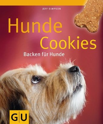 hunde cookies backen f r hunde von jeff simpson buch. Black Bedroom Furniture Sets. Home Design Ideas