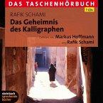 Das Geheimnis des Kalligraphen, 7 Audio-CDs