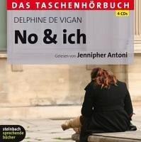 No & ich, 4 Audio-CDs - Vigan, Delphine de