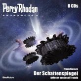 Perry Rhodan, Andromeda - Der Schattenspiegel, 8 Audio-CDs
