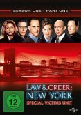 Law & Order: New York Special Victims Unit - Staffel 1.1 DVD-Box