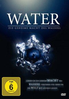 Water - Die geheime Macht des Wassers - Tv Channel Russia/Emoto,Masaru/Vultrih,Karl