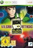 Ben 10: Vilgax Attacks (Xbox 360)