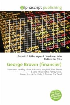 George Brown (financier)