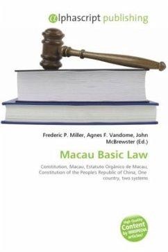 Macau Basic Law