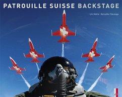 Patrouille Suisse Backstage