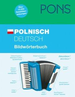 pons polnisch deutsch bildw rterbuch portofrei bei b cher. Black Bedroom Furniture Sets. Home Design Ideas
