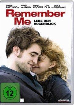 Remember Me - Lebe den Augenblick - Robert Pattinson/Emilie De Ravin