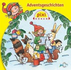 Adventsgeschichten, 1 Audio-CD