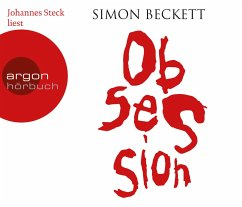Obsession, 6 Audio-CDs - Beckett, Simon