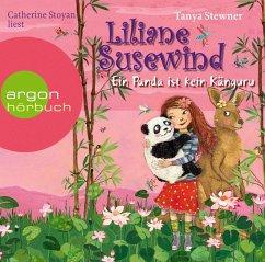 Ein Panda ist kein Känguru / Liliane Susewind Bd.6 (2 Audio-CDs) - Stewner, Tanya