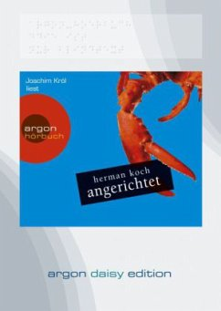 Angerichtet, 1 MP3-CD - Koch, Herman