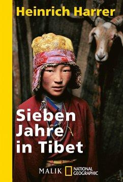 Sieben Jahre in Tibet - Harrer, Heinrich