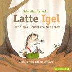 Latte Igel und der schwarze Schatten, 2 Audio-CDs