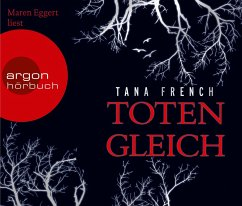 Totengleich / Mordkommission Dublin Bd.2 (6 Audio-CDs) - French, Tana