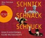 Schnick, Schnack, Schnuck, 4 Audio-CDs