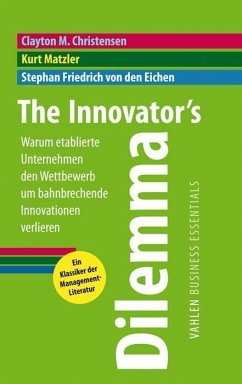 Innovators Dilemma - Christensen, Clayton M.