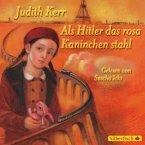 Als Hitler das rosa Kaninchen stahl, 5 Audio-CDs