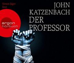 Der Professor, 6 Audio-CDs - Katzenbach, John
