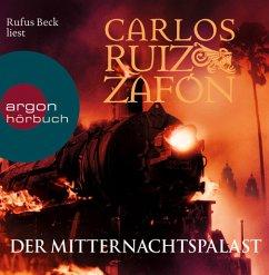 Der Mitternachtspalast, 7 Audio-CDs - Ruiz Zafón, Carlos