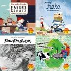 Maxi-Pixi Serie Nr. 66: 4er Bundle: Bilderbuch-Schätze (4x1 Exemplar)