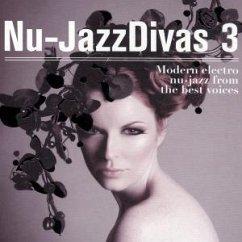 Nu Jazz Divas Vol.3 - Diverse