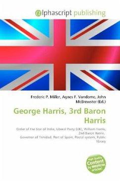 George Harris, 3rd Baron Harris