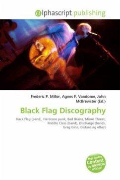 Black Flag Discography