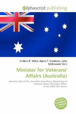 Minister for Veterans' Affairs (Australia)
