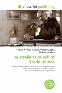 trade unions in australia Australian unions 146367 likes 52355 talking about this like this page and be  a part of australian unions - standing up for all workers and their.