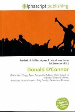 Donald O'Connor