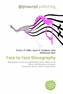 Face to Face Discography