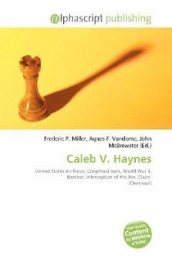 Caleb V. Haynes