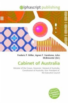 Cabinet of Australia