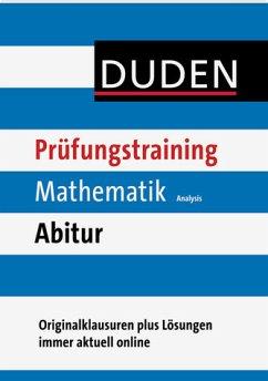 Prüfungstraining Mathematik Abitur - Analysis - Walz, Guido