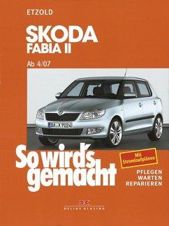 Skoda Fabia II ab 4/07 - Etzold, Rüdiger