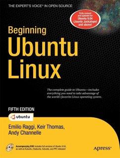 Beginning Ubuntu Linux - Raggi, Emilio; Thomas, Keir; Channelle, Andy