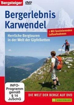 Bergerlebnis Karwendel, 1 DVD