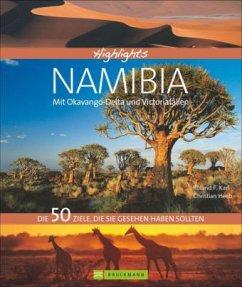 Highlights Namibia - Karl, Roland F.; Heeb, Christian