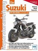 Suzuki Gladius 650 ccm V2 neues Modell