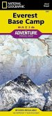 National Geographic Adventure Map Everest Base Camp