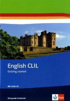 English CLIL. Getting startet. Arbeitsheft mit Audio-CD Klasse 5/6 - Horner, Marion