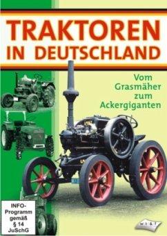 Traktoren in Deutschland, 1 DVD